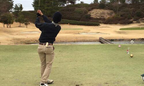 趣味はゴルフです