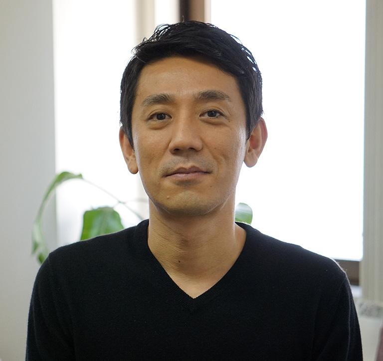 かっこ株式会社 ソリューション事業本部 執行役員 峰村 憲和